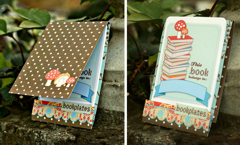 Spotty matchbooks