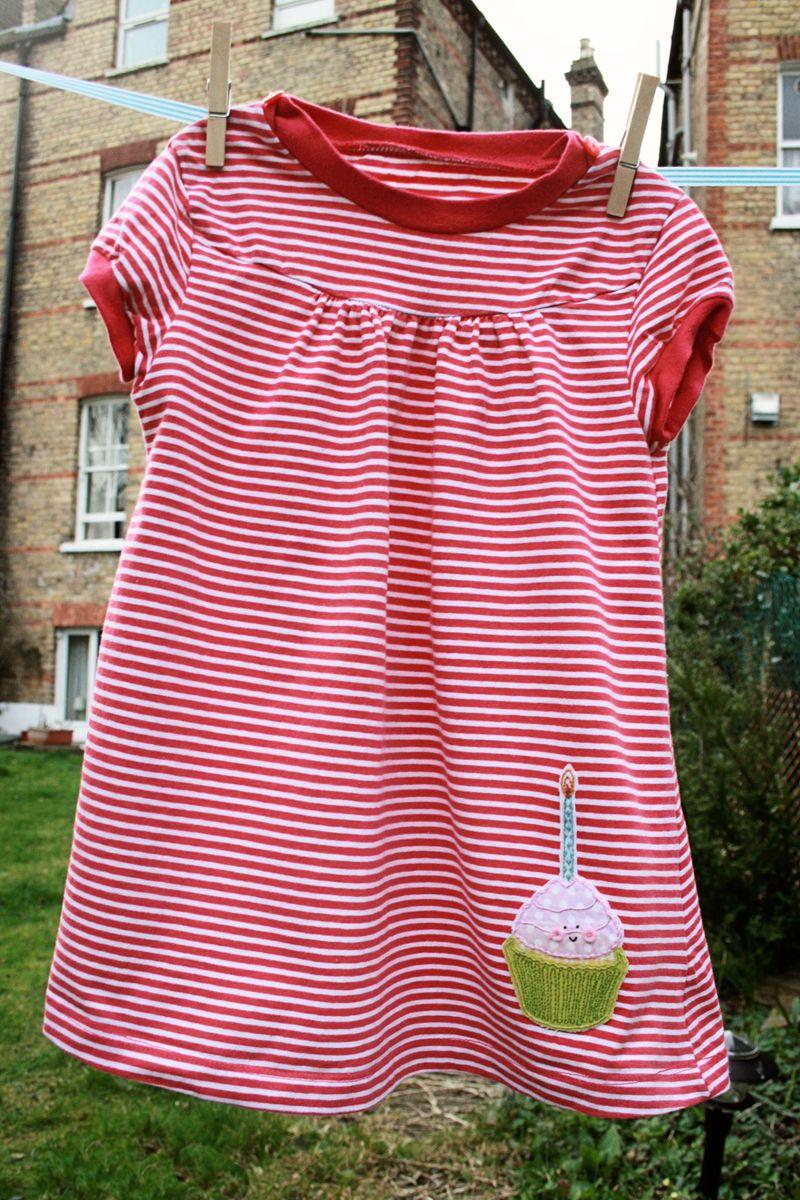 Cupcake dress 1