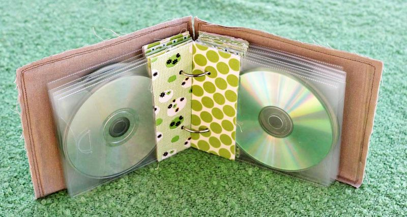 Album inside