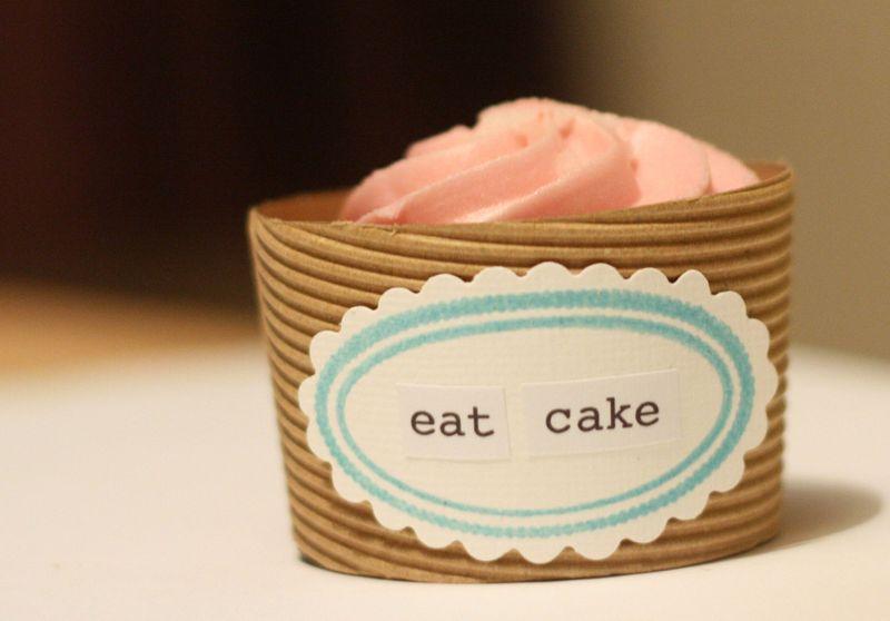 Wrap - eat cake
