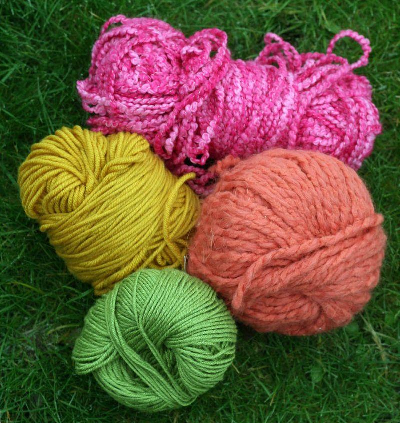 Wool cols