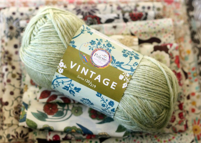 Vintage wool 1