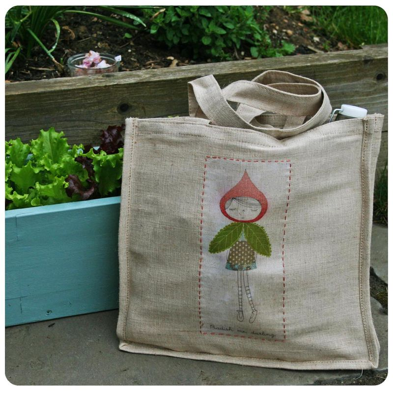 Catch up -radish bag