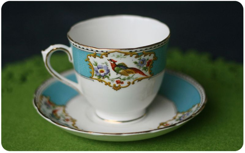 Teacup for blog