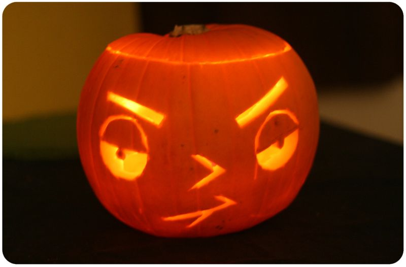 Pumpkin Stewie