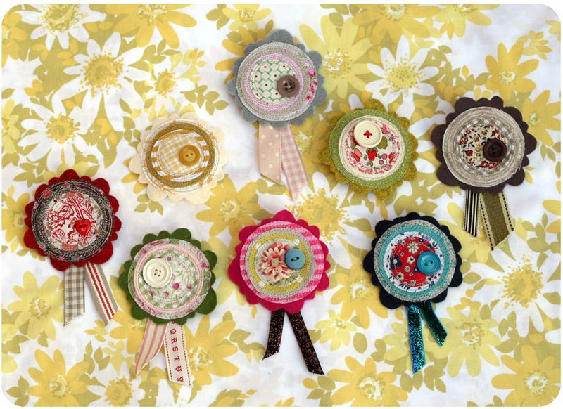 Corsages all (1st)