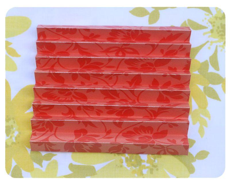 Rosette - acc folds
