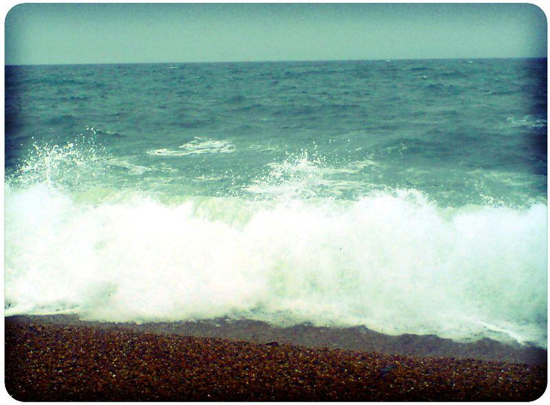 WB beach lomo