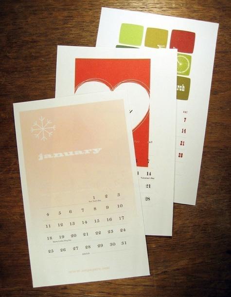 Empapers calendar