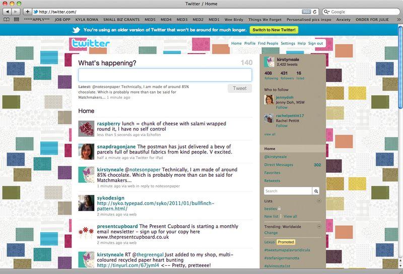 PPP20 Twitter window