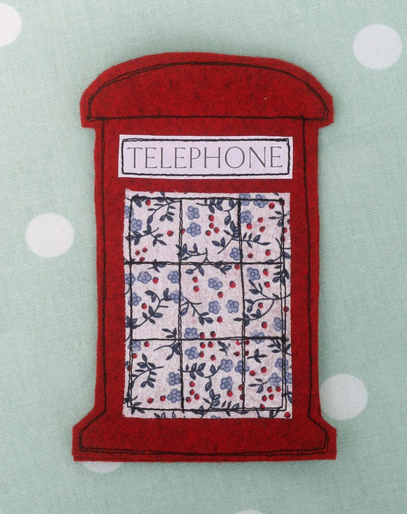 Telephone case 3