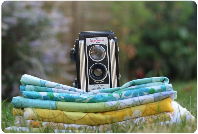 Duaflex camera
