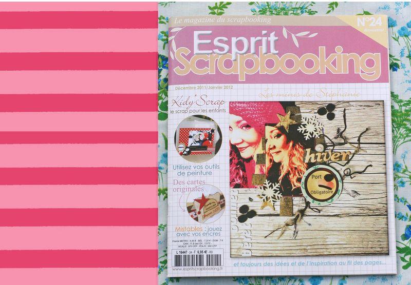 Esprit Scrapbooking 3