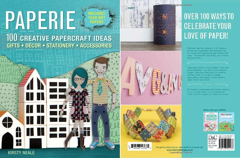 Paperie covers (Kirsty Neale)