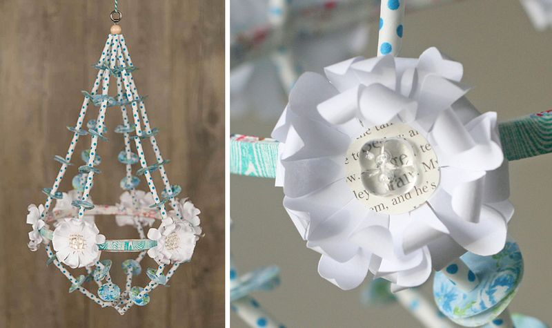 DIY paper flowers from Paperie (Kirsty Neale)